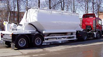 Перевозка отрубей зерна
