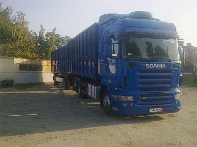 автопоезда Scania